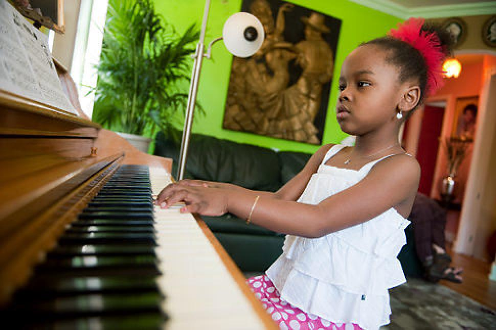 Keyboards for Jamaican Kids